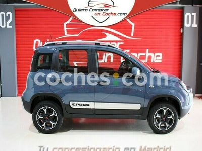 usado Fiat Panda Cross 0.9 Twinair 4x4 85 cv en Madrid