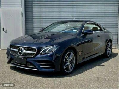 usado Mercedes 450 Clase E Coupe E4MATIC