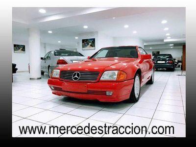 usado Mercedes SL320 /Cuero/4 Plazas