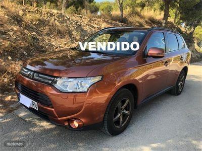 used Mitsubishi Outlander 220 DID Motion Auto 4WD
