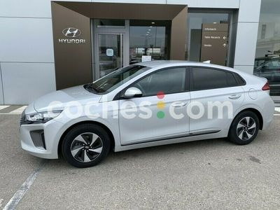 usado Hyundai Ioniq Hev 1.6 Gdi Klass Le 141 cv en Lleida
