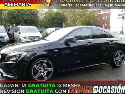 usado Mercedes CLA250 Segunda Mano, Barcelona