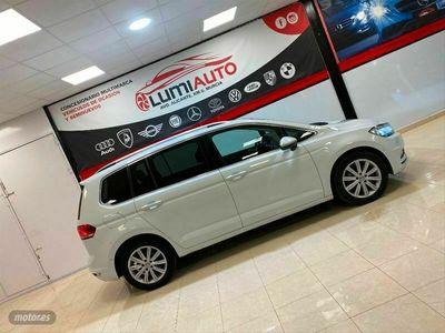 usado VW Touran 2.0tdi Cr Bmt Sport 110kw 150 cv en Murcia