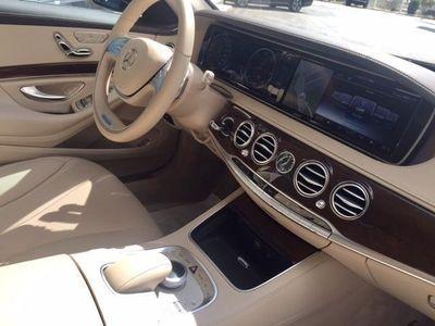 usado Mercedes S350 d 4M 9G-Tronic (9.75)