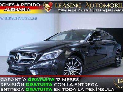 usado Mercedes CLS250 Clase4M Aut.