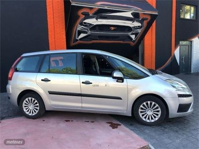 usado Citroën Grand C4 Picasso 1.6 HDi 110cv First 5p