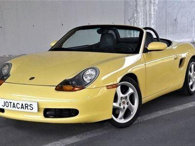 usado Porsche Boxster -