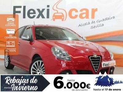usado Alfa Romeo Giulietta 2.0 JTDm 170cv Distinctive