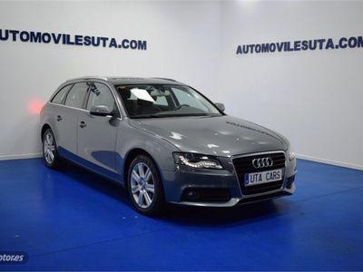 brugt Audi A4 Avant 3.0TDI CD quattro Tiptronic DPF