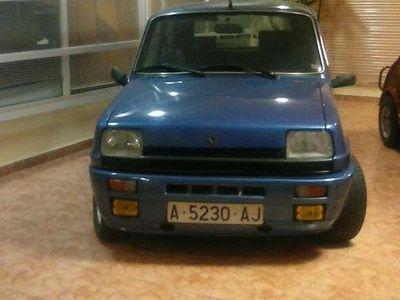 usado Renault R5 Alpine turbo