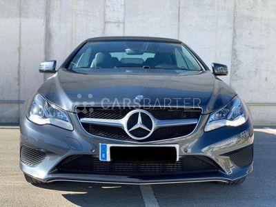 usado Mercedes E250 Cabrio 250 Aut. 2p