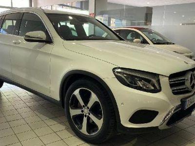 usado Mercedes 220 Clase GLC4Matic Aut.