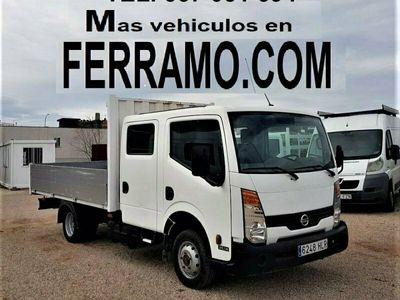 usado Nissan Cabstar 2.5 dci, 140cv,caja abierta,bola remolque