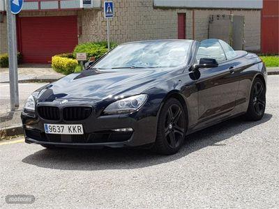brugt BMW 640 Cabriolet 640d