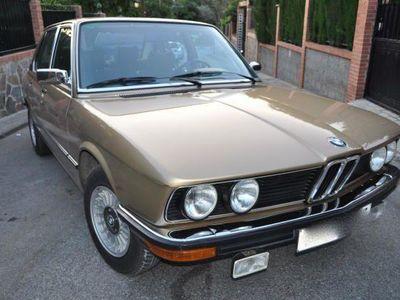 usado BMW 518 90CV DE LUXE73.000KM NACIONAL 1 SOLO DUE