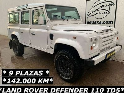 usado Land Rover Defender 110TDI SW