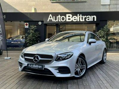 usado Mercedes E220 Coupe AMG-Line