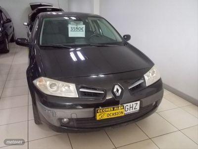 usado Renault Mégane Dynamique 1.6 16v Auto