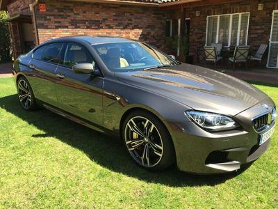 usado BMW M6 Gran Coupe