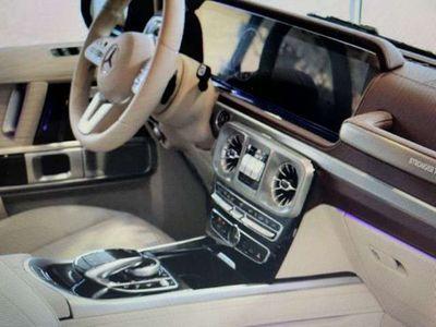 usado Mercedes G400 G Clase4Matic 9G-Tronic