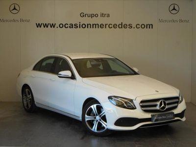 usado Mercedes E220 Clase EAvantgarde