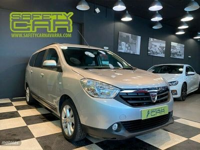 usado Dacia Lodgy Laureate dCi 110 EU6 7 pl