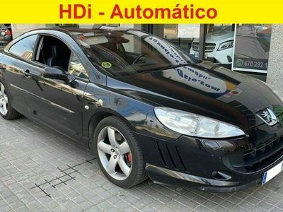 usado Peugeot 204 407 Pack 2.7 V6 HDIAutomatico Coupe
