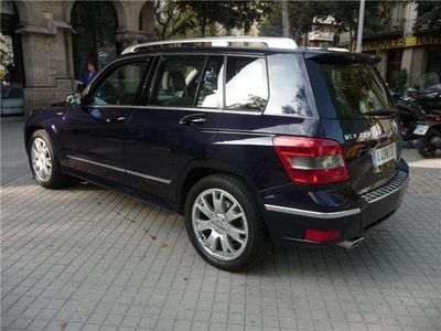 second-hand Mercedes GLK220 CDI BE Limited Edition