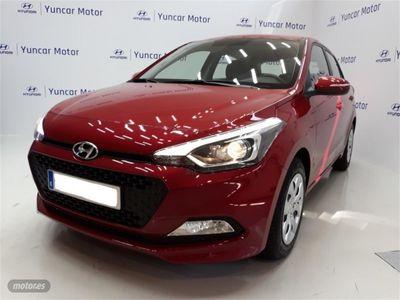 brugt Hyundai i20 1.2 MPI Klass
