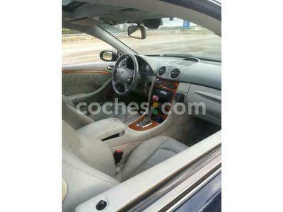 usado Mercedes CLK320 Clase ClkElegance 218 cv en Zaragoza