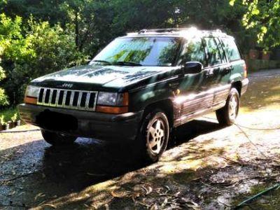 usado Jeep Grand Cherokee 4.0 Laredo Aut.