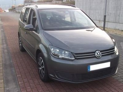 gebraucht VW Touran 1.6 TDI 105cv Advance -11