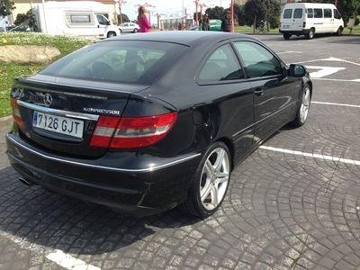 usado Mercedes CLC180 K