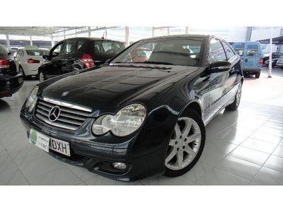 usado Mercedes 180 Clase c SportcoupéK