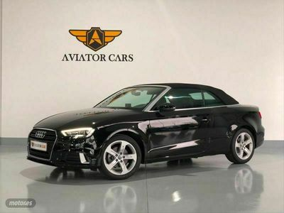 usado Audi A3 Cabriolet 1.6 TDI 85kW 116CV