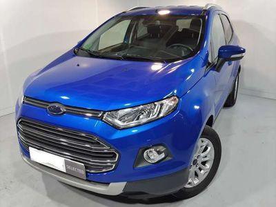 usado Ford Ecosport 1.0 EcoBoost 92kW (125CV) Titanium