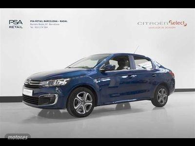 usado Citroën C-Elysee I BlueHDi 73KW (100CV) Shine
