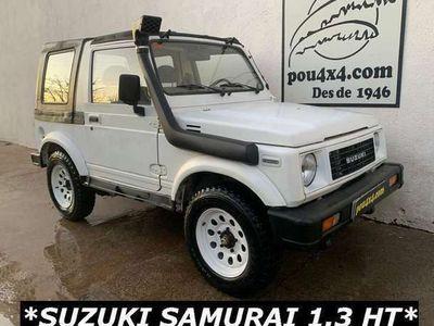 usado Suzuki Samurai 1.3 JHT Plástico