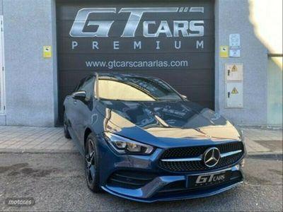 usado Mercedes CLA250 CLAe