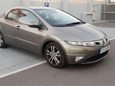 brugt Honda Civic 2.2 iCTDi Executive