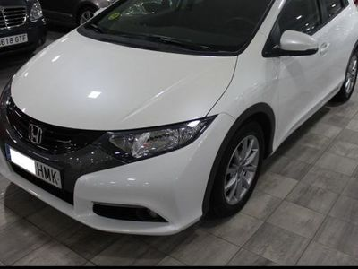 used Honda Civic 2.2 i-DTEC Sport