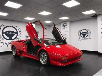 usado Lamborghini Diablo 492CV - Matricula Española - Libros Originales