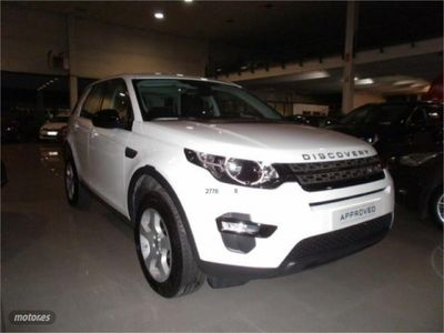 gebraucht Land Rover Discovery 2.0L eD4 110kW 150CV 4x2 Pure