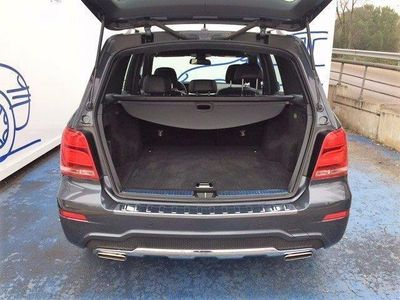 usado Mercedes GLK220 220 CDI 4M 170CV CLASS DIESEL 5P
