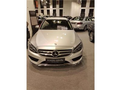 usado Mercedes C220 BlueTec 7G Plus