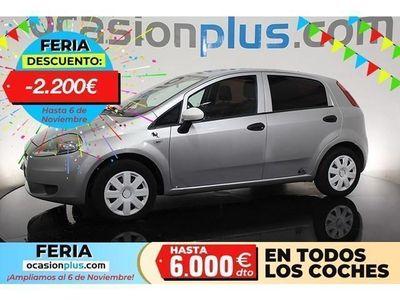 usado Fiat Punto 1.4 Active (77 CV)