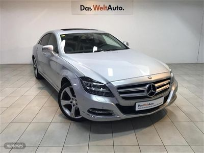 usado Mercedes CLS250 CLS ClaseCDI BE 150 kW (204 CV)