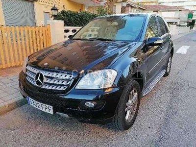 usado Mercedes ML320 CDI Aut. 5p
