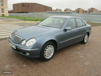 usado Mercedes E240 Clase EELEGANCE