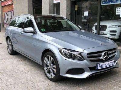 usado Mercedes C220 CDI Estate BE Sport 4M 7G Plus
